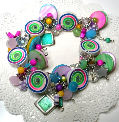 Floris - charm bracelet