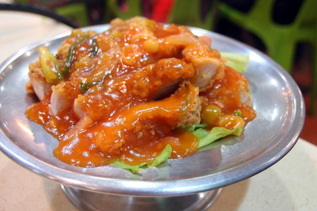 Golden Mile Thien Kee Steamboat: Pork Chop