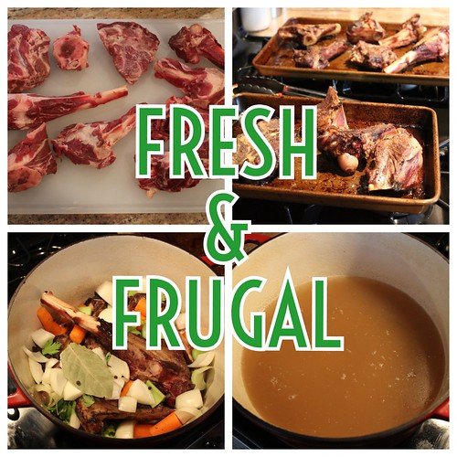 Fresh and Frugal: Lamb Stock