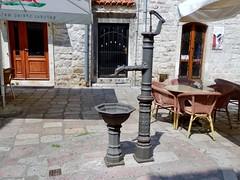 Montenegro - Kotor, water fountain