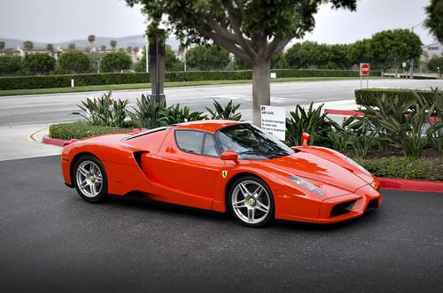 [フリー画像素材] 乗り物・交通, 自動車, フェラーリ, フェラーリ エンツォ ID:201302270000
