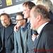 Dennis Christopher, Christoph Waltz, Franco Nero, Quentin Tarantino, Pascal Vicedomini DSC_0258