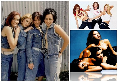 B*Witched, Atomic Kitten and Honeyz
