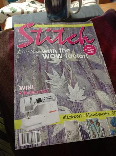 StitchMag FebMar 2013