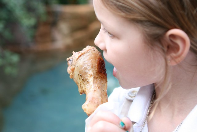 The Croods Favorite Roasted Turkey Legs 018
