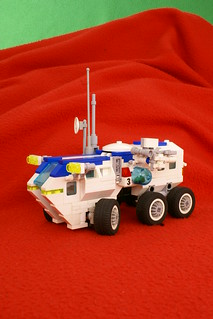 Allophryn Research Rover