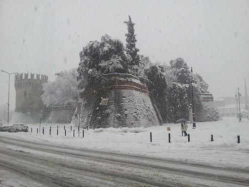 La Rocca di Lugo!! by meteomike