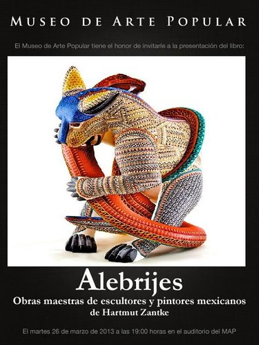 The Alebrijes Are Coming 03.2013 #mexicocity #df #harmutzantke @amigosmap @marehrenberg