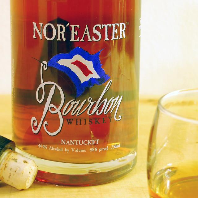 Cisco Spirits Nor'easter Bourbon