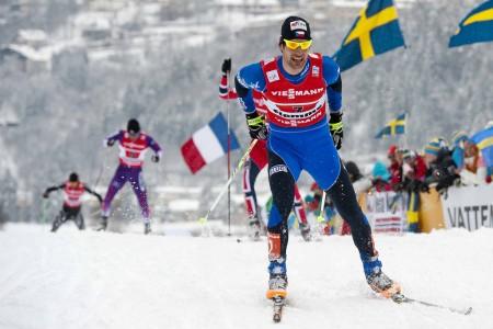 Týmový sprint běžců je zatím nejúspěšnějším českým představením na šampionátu