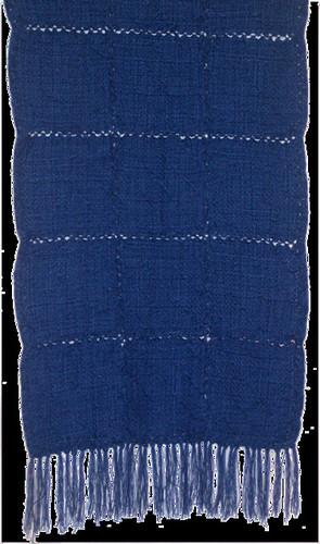 CHB-001 -Chal tejido en telar bastidor