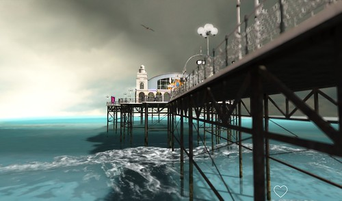 The Arcade - Pier