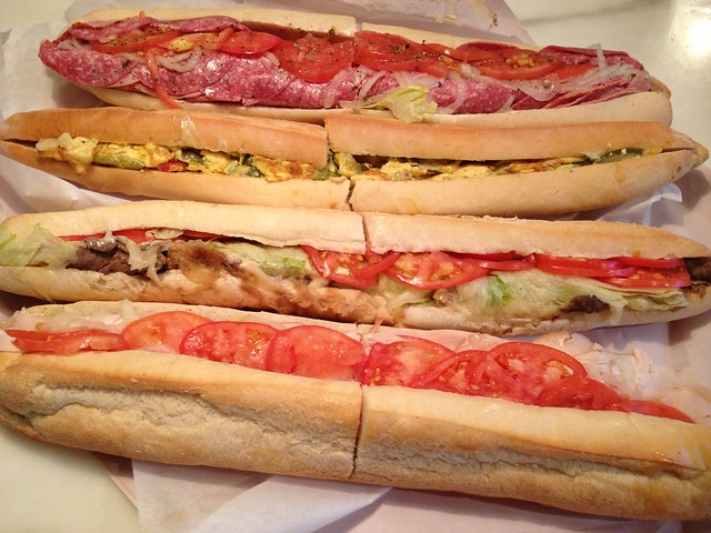 White House Subs from Atlantic City, New Jersey