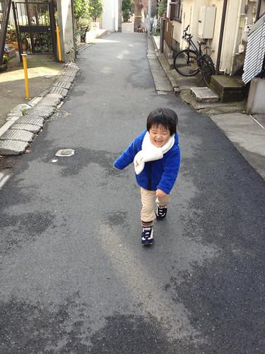 朝の散歩 2013/2/28