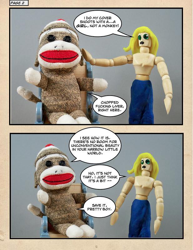 Adventure Tchotchkes #1 - page 2