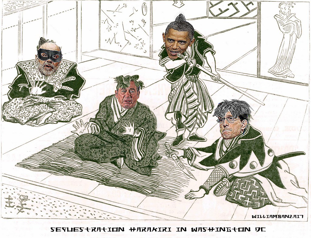 SEQUESTRATION HARAKIRI