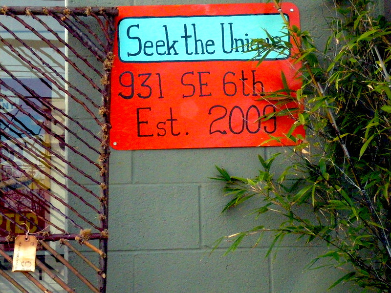 Seek the Unique