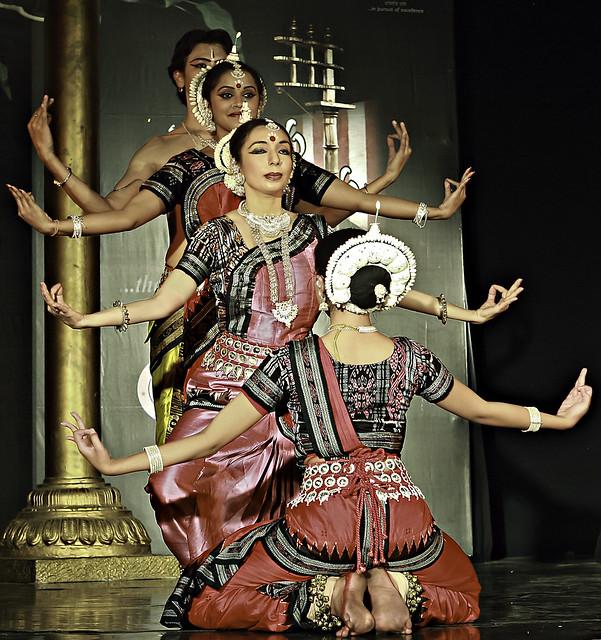 Odishi Dance