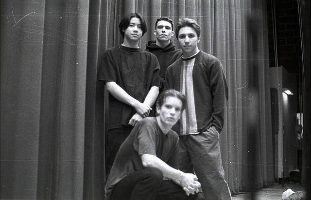 Rob, Jay, Jon, Steve (1998)