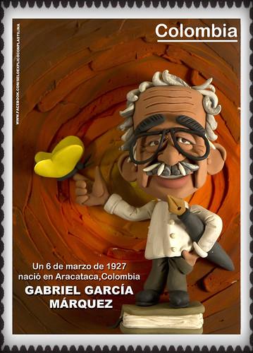 García Márquez nació un 6 de marzo by alter eddie