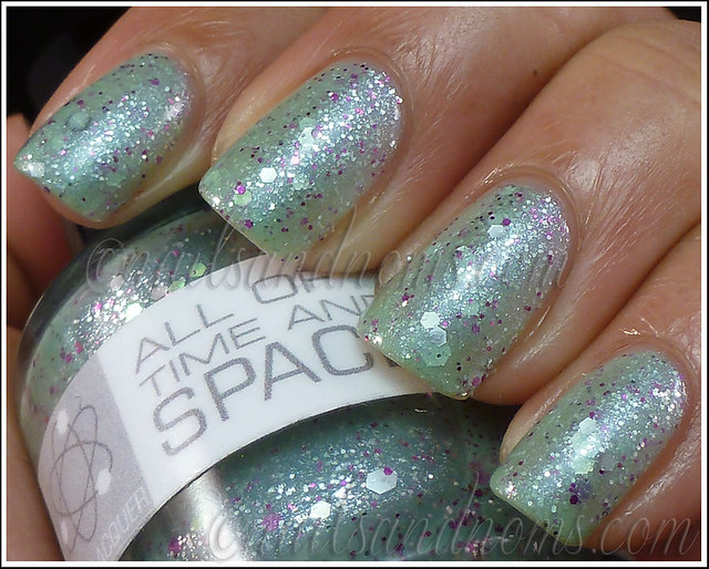 NerdLacquer - All Of Time and Space 2