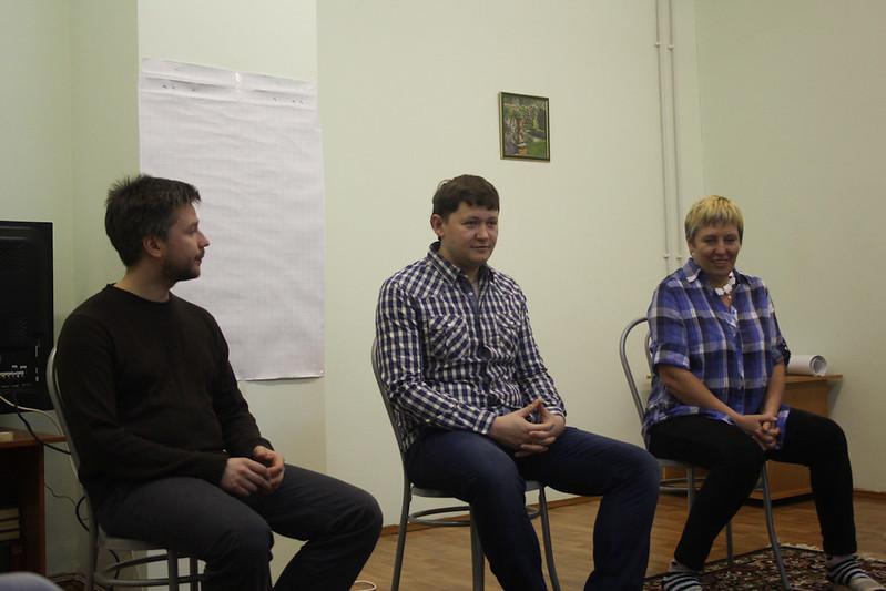 Наши учителя. Выездной миссионерский семинар 7-10 марта 2013