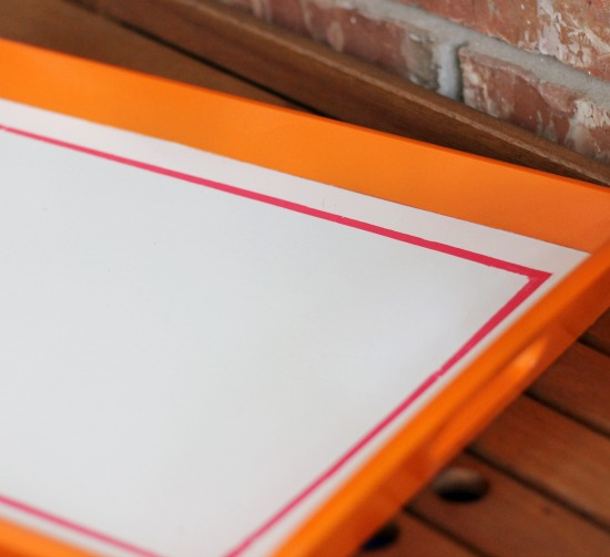 Hi Sugarplum | Dry Erase Tray