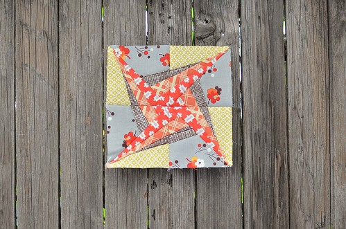 March Lucky Stars block