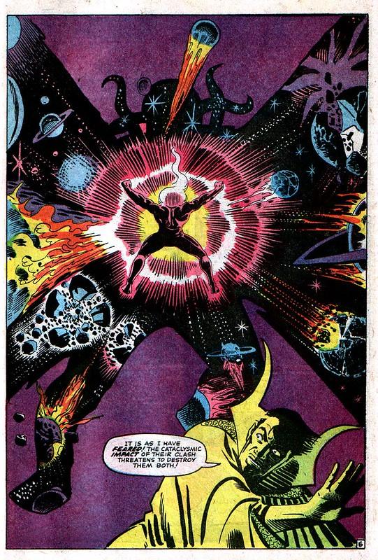 Strange Tales 146 Eternity, Dormammu, Doctor Strange Steve Ditko