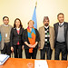UN Women Executive Director Michelle Bachelet meets with Minister of Nepal