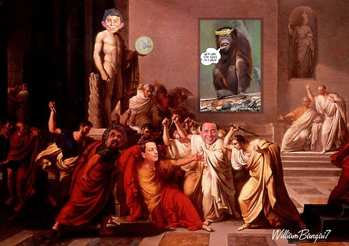THE IDES OF FARCE by Colonel Flick/WilliamBanzai7