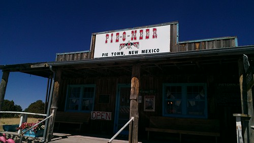 Pie-o-neer Cafe, Pie Town, NM