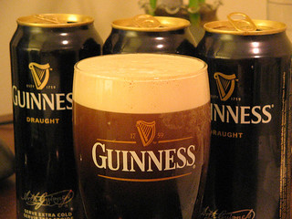 Guinness Stout (by: David Chan, creative commons)