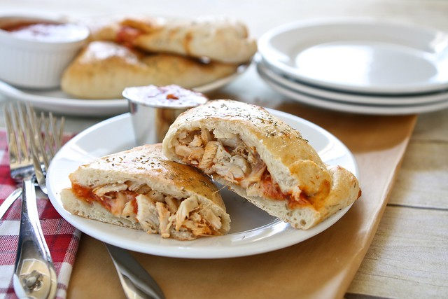 Chicken Pizza Pockets 012