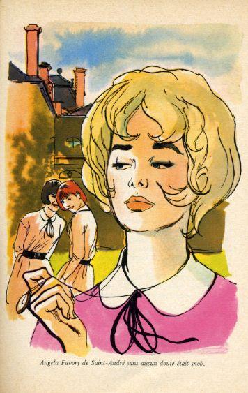 Claudine et les deux jumelles, by Enid BLYTON-image-50-150