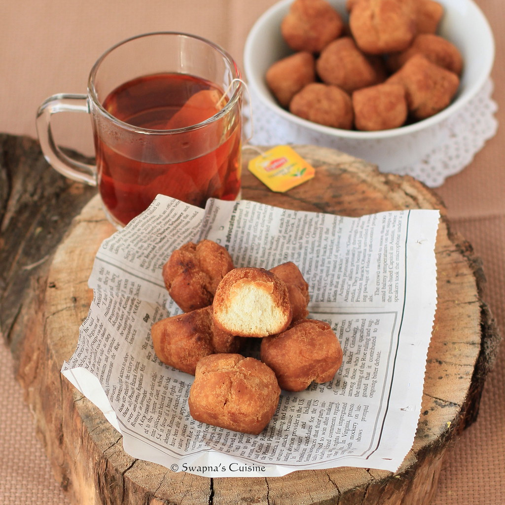 Kerala Special Deep Fried Sweet Cake