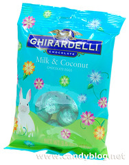 Ghirardelli Milk & Coconut Chocolate Eggs