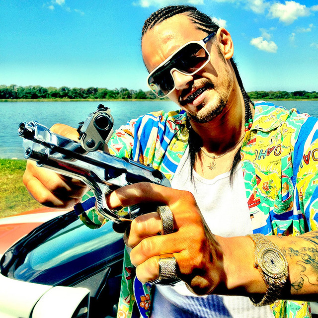 Spring Breakers - James Franco