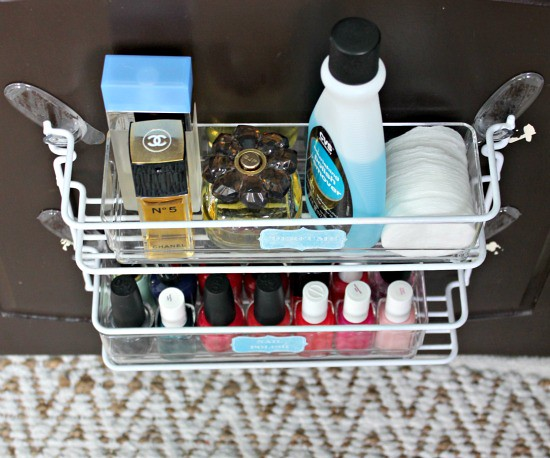 Hi Sugarplum | Organized Bathroom Cabinets