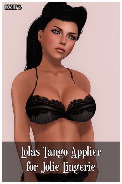 Jolie Lingerie Lolas Tango Appliers