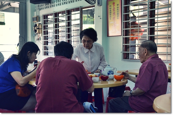 A Bak Kut Teh Feast for Family
