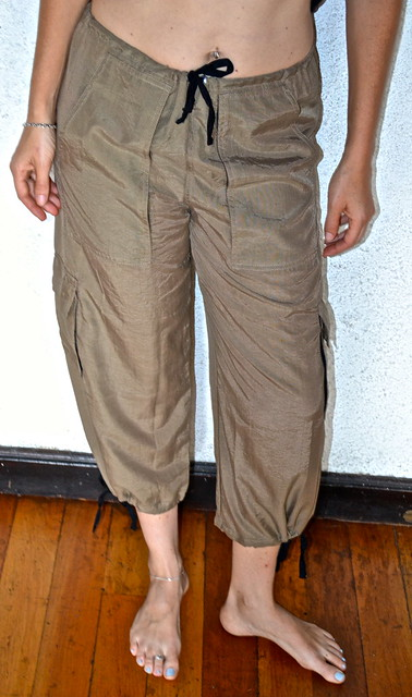 travel wear - cargo pants