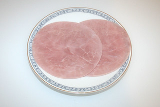 07 - Zutat Kochschinken / Ingredient ham
