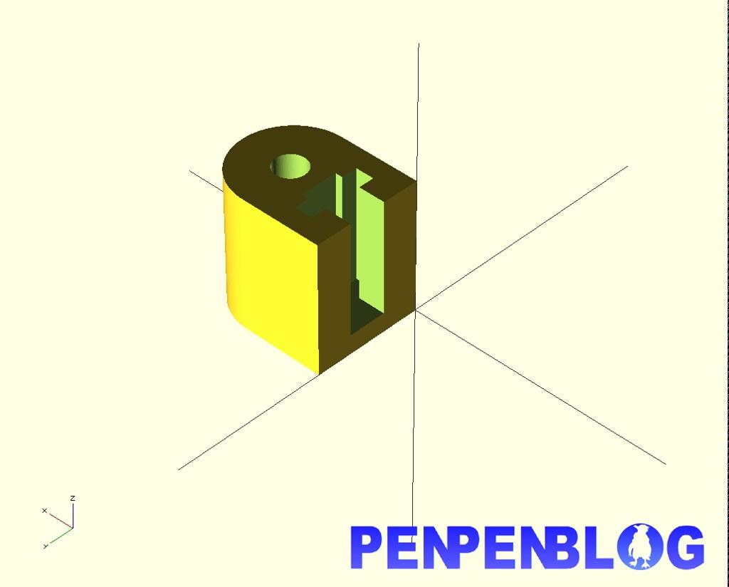 Diseño en Openscad