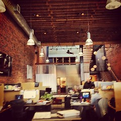 Good morning SMITH Spokane. Clearly the coolest office space in the company.