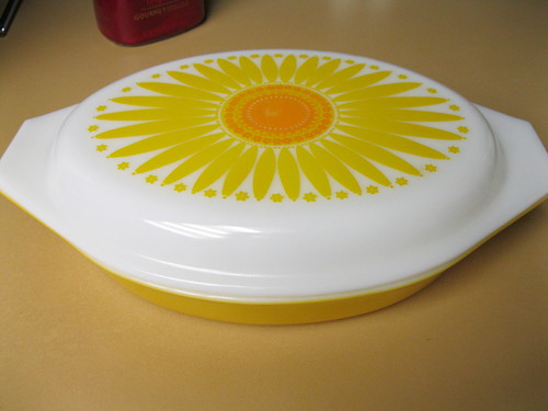 Pyrex dish from Phyll and Khyra