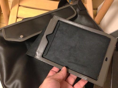 iPadケース装着状態