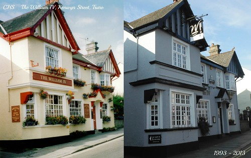 Years Apart - 1993-2013, William IV, Kenwyn Street. by Stocker Images
