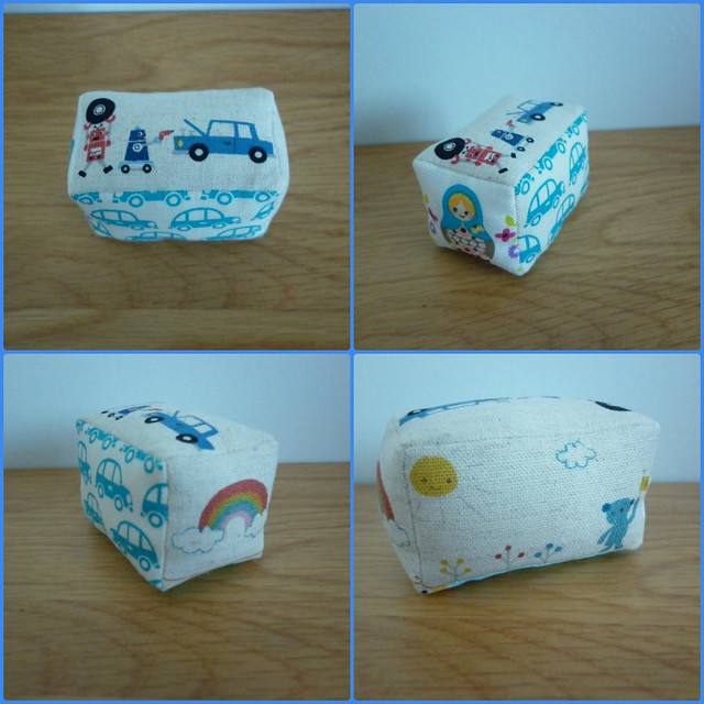 EPP pincushion