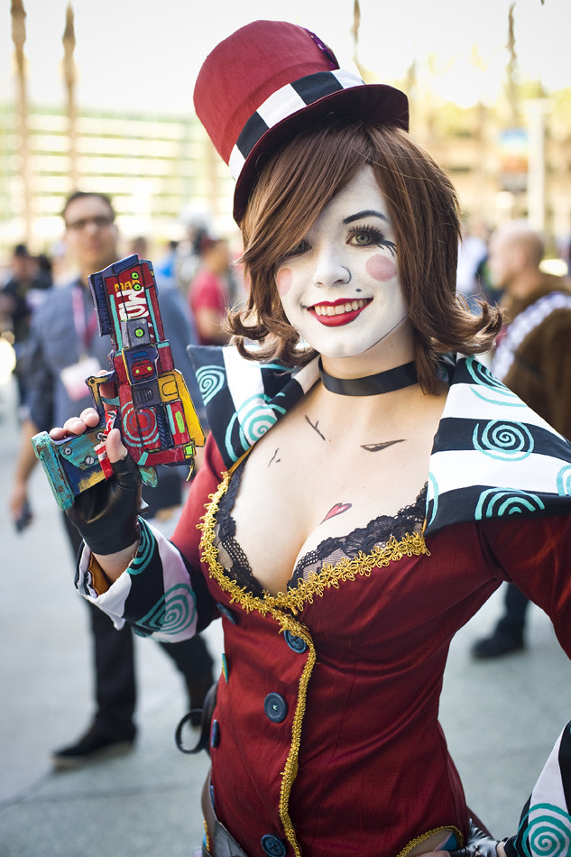 Wondercon 2013 – Mad Moxxi